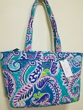 NWT $85 Vera Bradley MANDY in WAIKIKI PAISLEY shoulder bag / tote