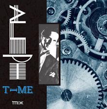 Aleph - Time 12'' MAXI Italo-disco
