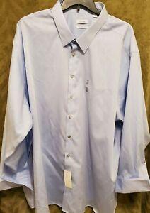 Calvin Klein Men's Big&Tall Designer Dress Shirt 4XL 20 34/35. $79.50
