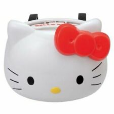 Hello Kitty Car Accessory White Face Drink Bottle Holder Sanrio Seiwa JAPAN F S
