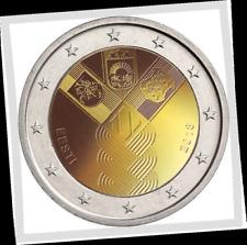 2 EURO *** Estonie 2018 Estland *** Baltische Staten - Etats Baltes !!!