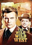 Wild Wild West - The Third Season (DVD, 2007) Watched ONCE