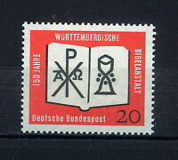 ALEMANIA/RFA WEST GERMANY 1962 MNH SC.851 Wüttenberg Biblie Society