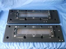 LAM RESEARCH CHAMBER WINDOW VIEW PLATE  ( LOT 2 )