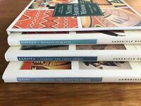 Native American Wisdom: Navajo Hopi Lakota - Little Wisdom Library 1st book set