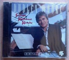 DUDLEY MOORE / SONGS WITHOUT WORDS - CD (printed in US - 1991)