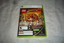 LEGO Indiana Jones and Kung Fu Panda Dual Pack (Microsoft Xbox 360, 2008) UNUSED