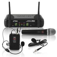 Pyle PDWM3378 UHF Wireless Microphone System Kit, Handheld / Headset