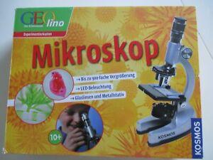 Mikroskop GEOlino von KOSMOS
