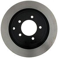 Disc Brake Rotor-Black Hat Rear ACDelco Pro Brakes 18A2470
