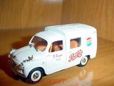 SIATA FORMICHETTA (SEAT) FIAT 600 1961 PEPSI 1:43 RARE!