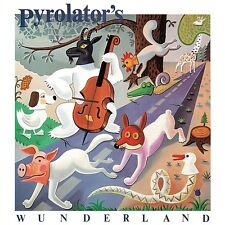 PYROLATOR - WUNDERLAND  VINYL LP NEU