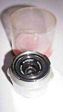 Zeiss Ikon objectif Contarex DISTAGON 4/35 mm, version chrome, très bel état.