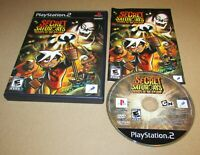 Secret Saturdays: Beasts of the 5th Sun for Playstation 2 PS2 Complete