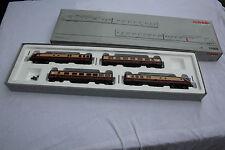 Märklin - H0 - 37605 - Dieseltriebzug VT 11.5  Trans Europ Express digital  389