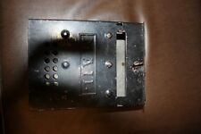 Mailbox slot House  Metal Rustic Aged Vintage  Mail Box
