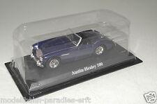 Del Prado/modelcar 1:43 Austin-Healy 100 azul oscuro embalaje original (eh4449)