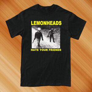 THE LEMONHEADS Band Hate Your Friends Men's T shirt Size S-2XL