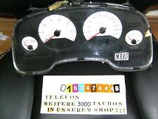 Instrument Cluster OPEL ASTRA G 09228767ek Cabriolet White SPEEDOMETER CLUSTER