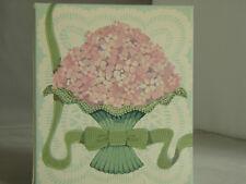 Vintage Avon Hostess Bouquet set of 3 guest soaps NIB