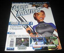 Vintage Game Informer Magazine Nintendo PS Nes Sega video games 1997 issue 56
