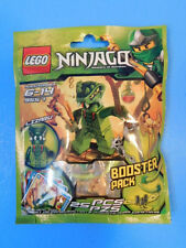 Lego Ninjago 9557 Booster Pack Lizaru Minifigure 25 Pieces New