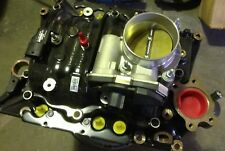 V-6 Vortec Intake Manifold With Throttle Body New Take Off