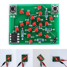 DC5V DIY Kit Electronic Windmill Funny DIY PCB  Board and Parts Kit for Practice