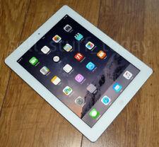 Apple iPad 2 (A1396) 16GB, Wi-Fi + Cellular, UNLOCKED, White (42YZ)