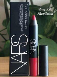 NARS Velvet Matte Lip Pencil DRAGON GIRL #9260 Travel Size 0.06 oz / 1.8 g