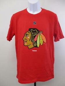 New Minor Flaw Chicago Blackhawks Youth Sizes M 10/12-XL 18 Red Shirt