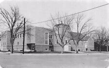 CHAPPELL, NE  Nebraska    METHODIST CHURCH   Deuel County    c1950's Postcard
