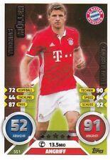 Fußball -/Einzelkarten Attax-Bayern München-Match