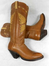 Cowboystiefel Western Cowboy Boots bottes Vintage Catalan Leder leather 36