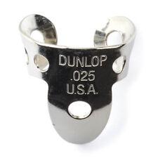 Dunlop Nickel Silver Fingerpicks .025mm - 2 Picks