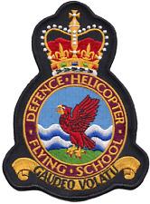 Défense Hélicoptère Flying école DHFS écusson mod patch brodé
