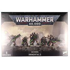 Necron Immortals / Deathmarks (49-10) Necrons Warhammer 40.000 Games Workshop