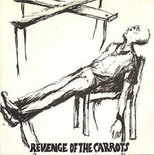 "REVENGE OF THE CARROTS - Untitled (1991 DUTCH PUNK VINYL EP 7"")"