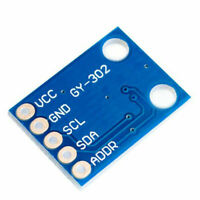 GY-302 BH1750FVI Digital Light Intensity Sensor Module For AVR Arduino Pi 3V 5V
