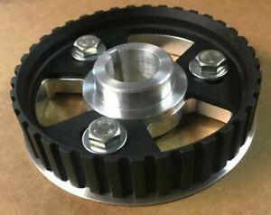 Aluminium Pinto Vernier Timing Wheel