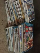 Nintendo Wii Games LOT 23 See Titles In Photos Lot Hot Game Mario