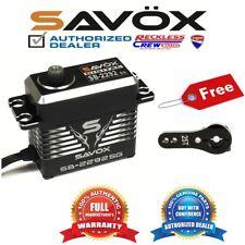 Savox SB-2292SG Monster Performance Brushless Digital Servo + ALU servo horn BK