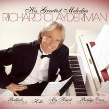 CD Richard Clayderman Adeline His Greatest Melodies CD Ballade Pour Adeline