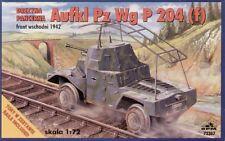 RPM 1/72 Aufkl. Pz. Wg. P 204 (f) # 72307