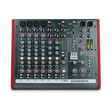 Allen & Heath ZED-10FX USB Mixing Console With Effects
