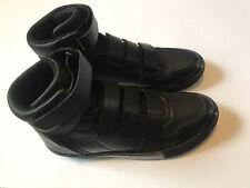 Zara Mens Black & White Trainers (Plimsole Style Sneakers) UK Size 10 EU 44