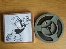 Super 8mm sound 1X200 THE ROYAL FOUR FLUSHER. Popeye cartoon.