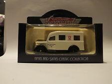 LLEDO VANGUARDS - DG64 000 1950 BEDFORD AMBULANCE - KENT AMBULANCE  - MIB