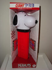 PEZ Giant Candy Roll Dispenser Snoopy 2015 NEW!!