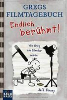 Gregs Filmtagebuch - Endlich berühmt!: Wie Greg zum Film...   Buch   Zustand gut